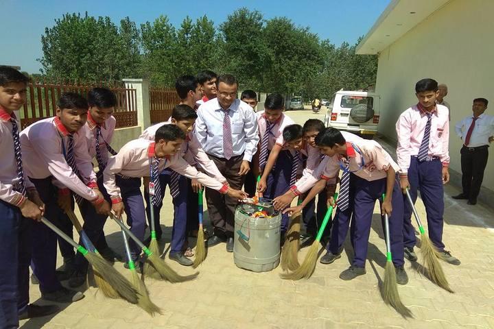 Narayan Savitri Public School-Swach Barath
