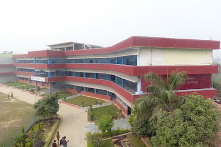 Narayana Public School-Campus View
