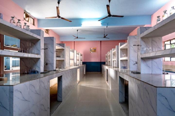 Narayana Public School-Chemistry Lab