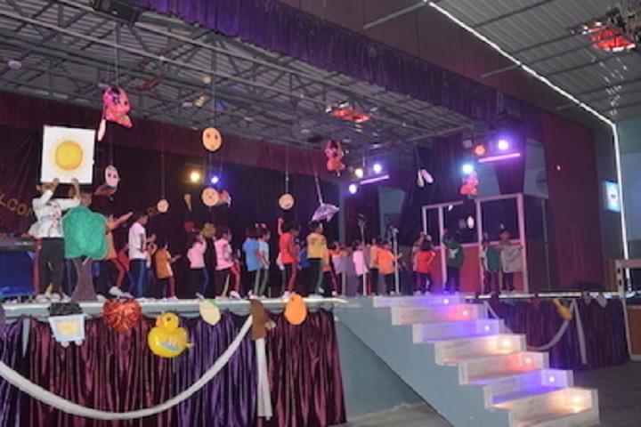 Narayana Public School-Function