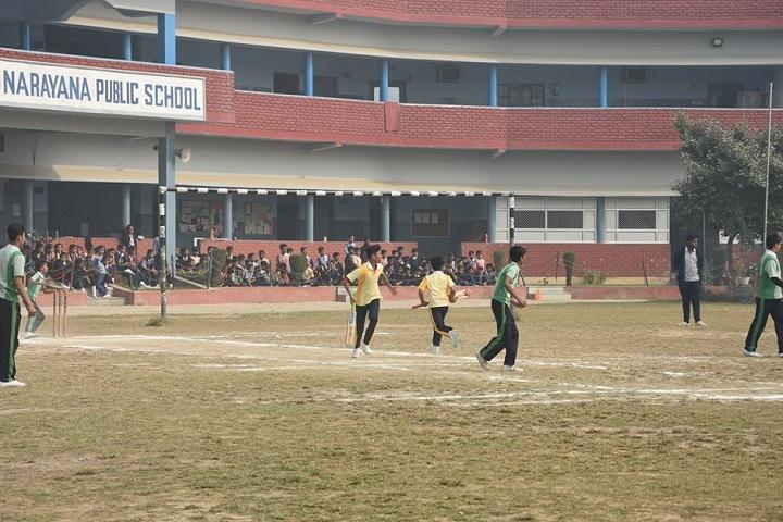 Narayana Public School-Sports Cricket