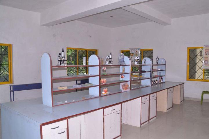 Trident Public School-Biology Lab