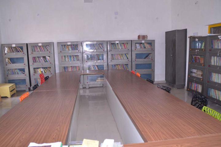 Trident Public School-Library