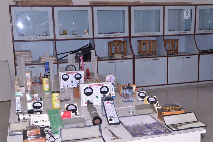 Trident Public School-Physics Lab