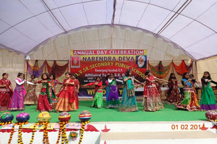 Narendra Deva Dav Public School-Annual Day