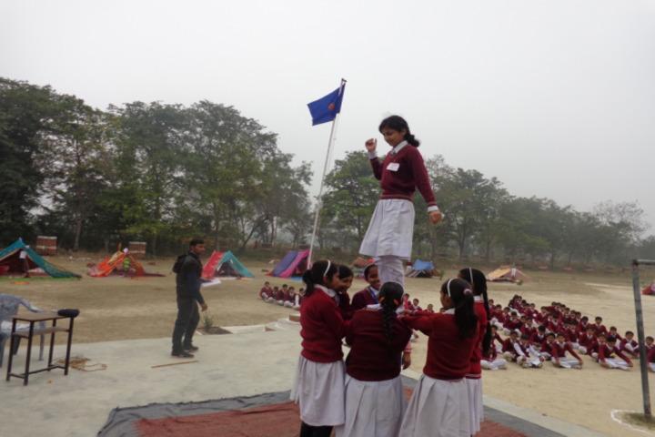 Narendra Deva Dav Public School-Sports Day