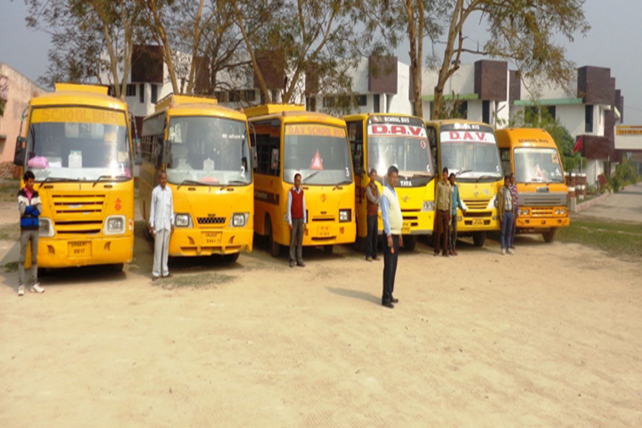 Narendra Deva Dav Public School-Transport