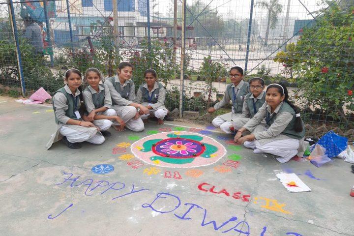 Nation Public School-Diwali Celebrations