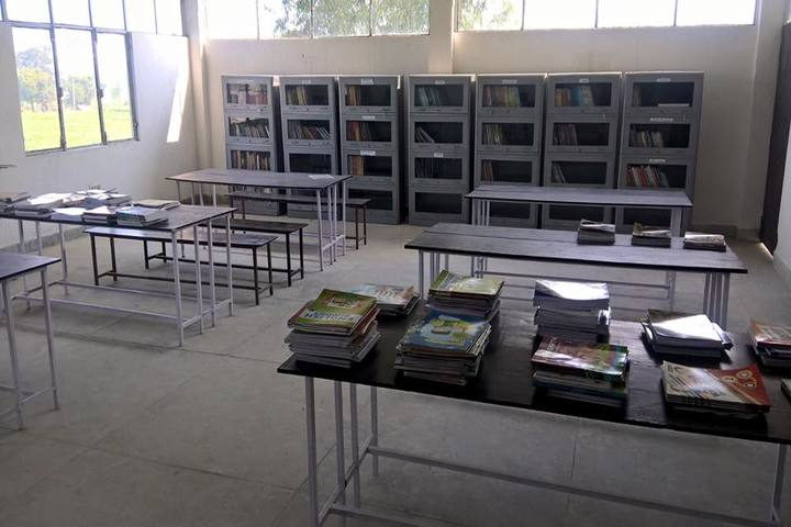 National Public School-Library