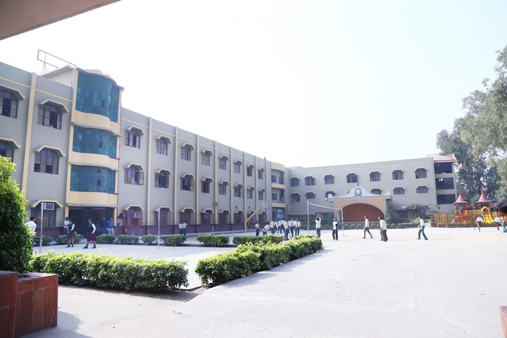 National Public School-Campus View