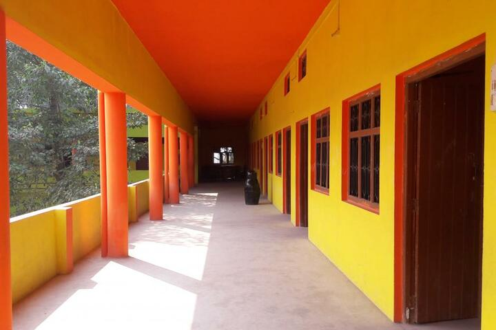 National Public School - Classroom Entrance