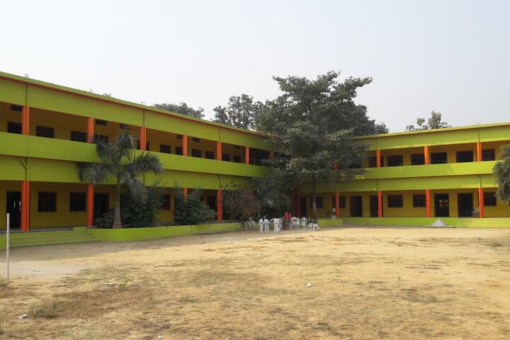 National Public School - Games Area
