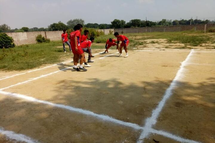 National Public School - Kabadi