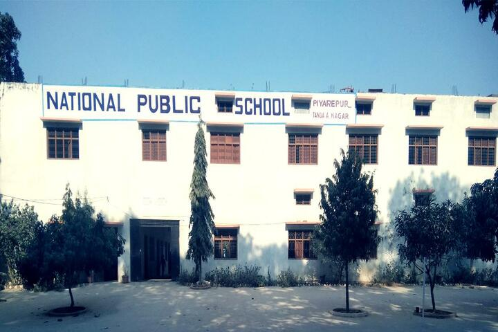 National Public School - School Building