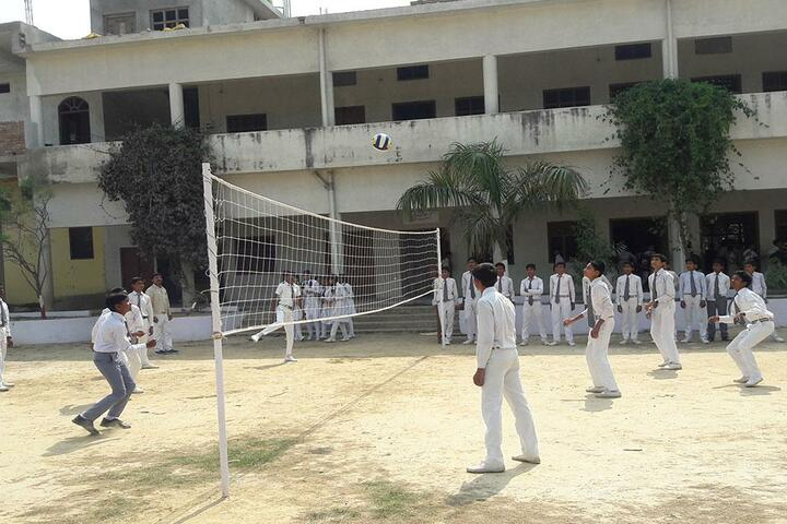 National Public School - Volley ball