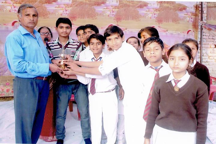 Nav Jagriti Public School - Award