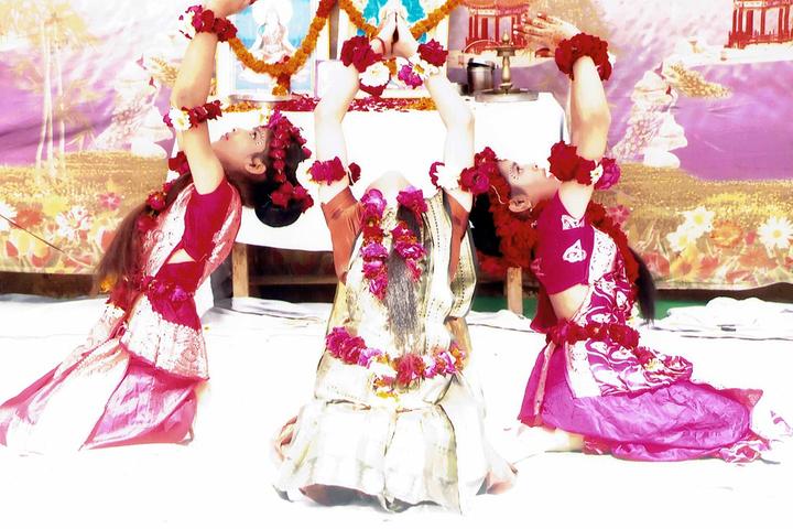 Nav Jagriti Public School - Cultural event