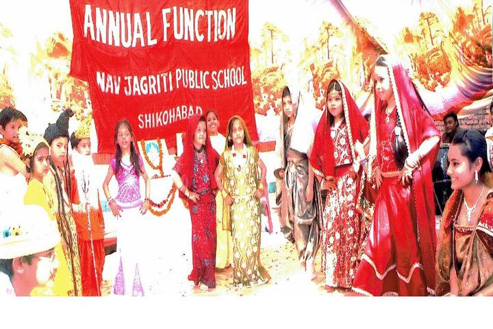 Nav Jagriti Public School - Drama