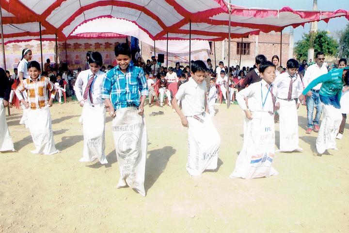 Nav Jagriti Public School - Games