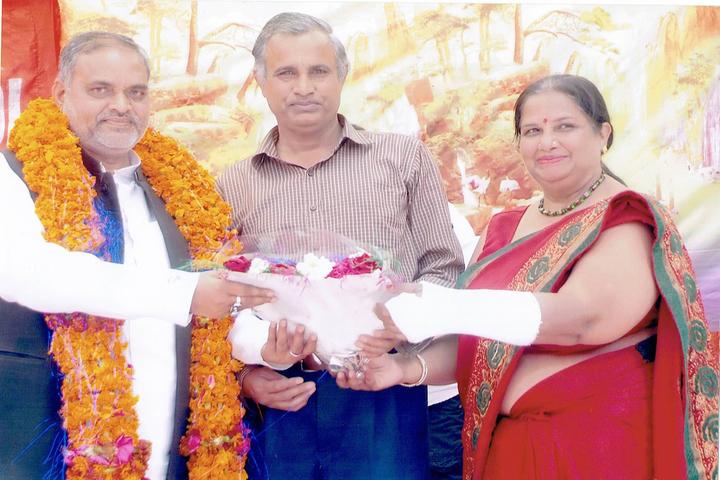 Nav Jagriti Public School - Guest