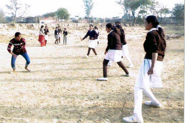 Nav Jagriti Public School - Indoor games
