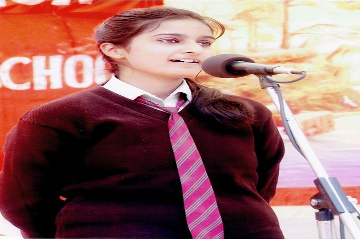 Nav Jagriti Public School - Story telling