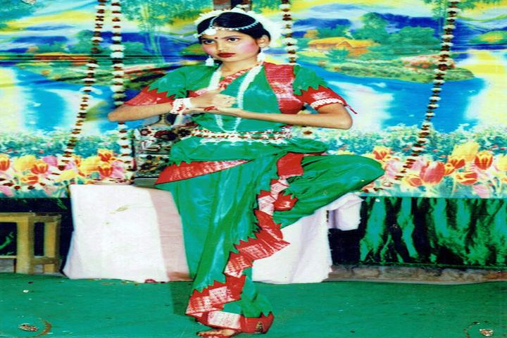 Nav Jagriti Public School - Traditional Dance
