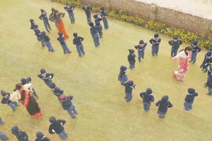 Nav Uday Public School-Games