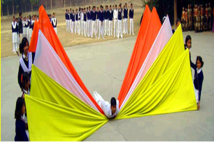 Nav Vani School-Assembly