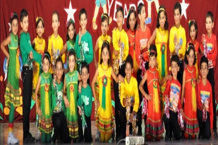 Nav Vani School-Fancy Dress Celebrations