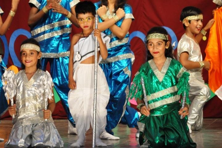 Nav Vani School-Sports Day
