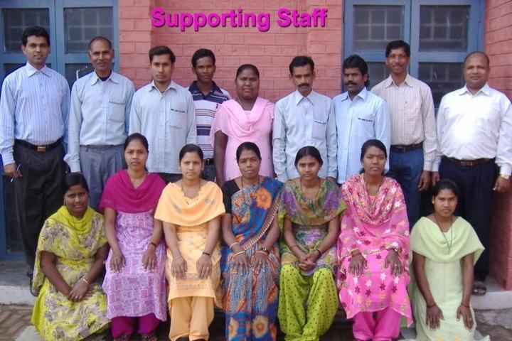 Nav Vani School-Supporting Staff