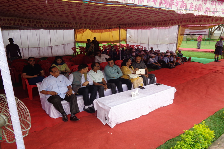 Navayuga Radiance Bilingual Senior Secondary School-Megh Utsav
