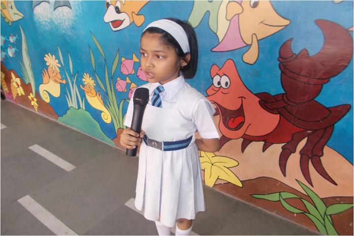 Navayuga Radiance Bilingual Senior Secondary School-Singing Competition