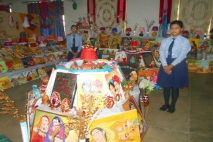 Navayuga Radiance School-Art and Craft Exhibition