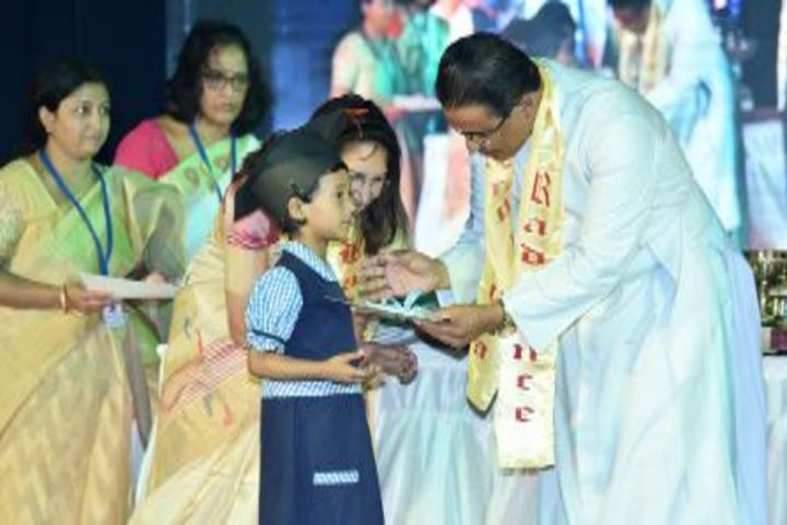 Navayuga Radiance School-Prize Distribution