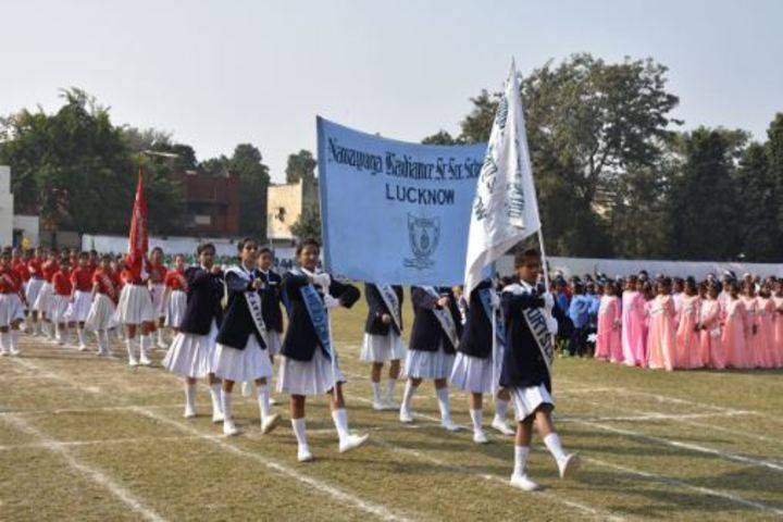Navayuga Radiance School-Sports Day