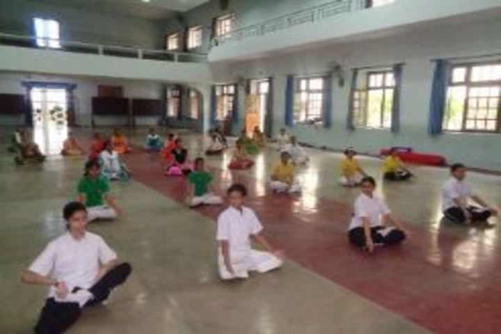 Navayuga Radiance School-Yoga