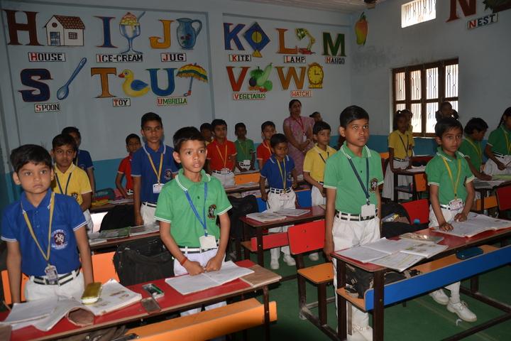 Nehru Balodyan - Classroom