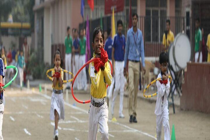 Nehru International Public School-Activity Day