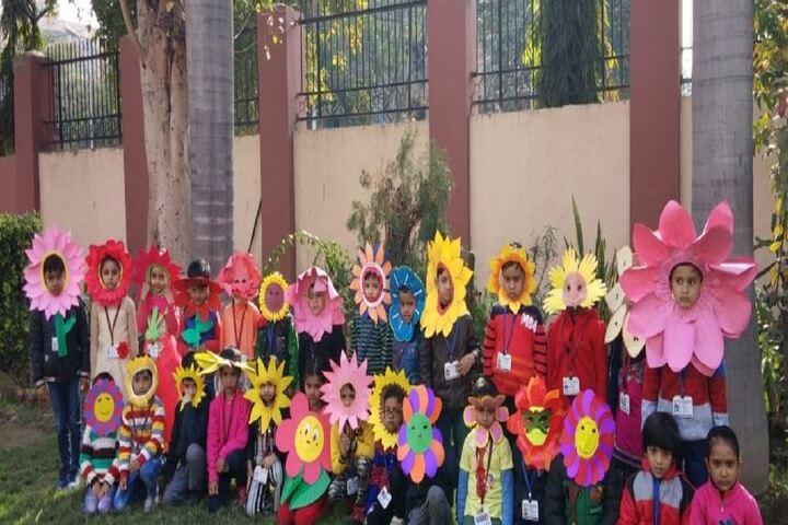 Nehru International Public School-Fancy Dress Competition