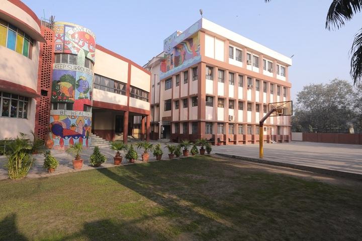 Nehru International Public School-School Outlook