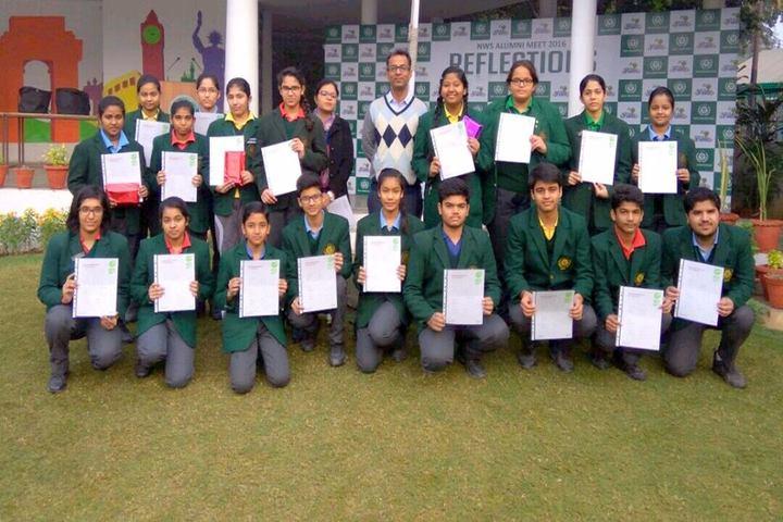 Nehru World School-Achievements