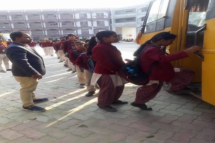 Uma Shankar Champa Devi Dav Public School-Transport