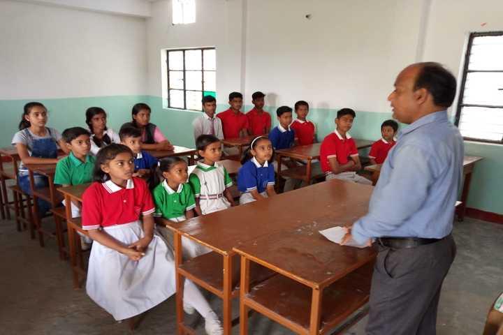 Netajee Defence Academy - Classroom