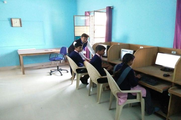 Netajee Defence Academy - Computer Lab