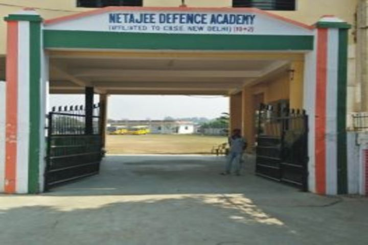 Netajee Defence Academy - Entrance