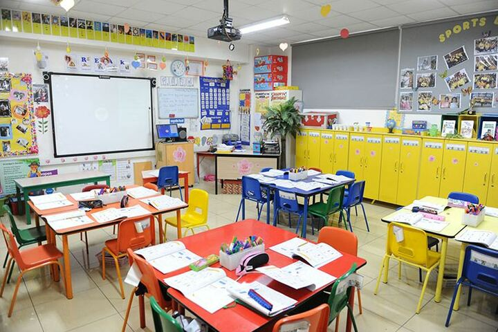 New Blooms Public School-Activity Classrooms