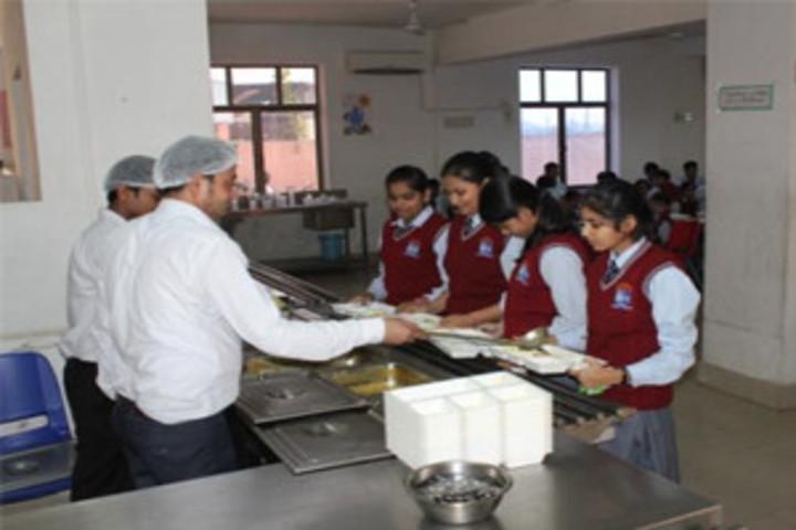 Usha Martin World School-Cafeteria