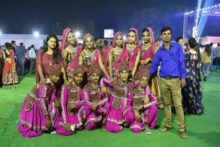 Usha Martin World School-Cultural Fest
